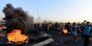 Irak'taki Gösterilerde Ölü Sayısı 35'e Yükseldi