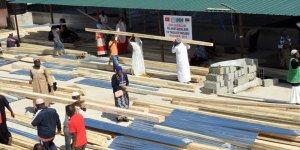 İHH Afrikalı Kasırga Mağdurlarına Yardımda Bulundu