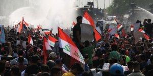 Irak'taki Gösterilerde Ölenlerin Sayısı 60'a Yükseldi