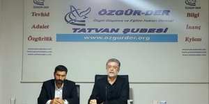Tatvan Özgür-Der'de 'Yenilenme Fıkhımız' Konulu Seminer Yapıldı