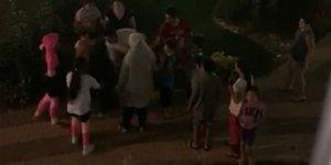 Mersin'deki Irkçı Şahıs Mağdur Aileye Tekrar Saldırdı