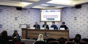 'Yemen Halkı İki Şeytanın Arasında Sıkışmış Durumda'