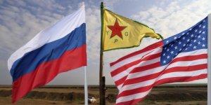 'Dostumuz Rusya'dan YPG'yi Türkiye'den Koruma Hamlesi!