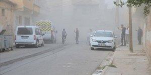 Nuseybin'de YPG/PKK'dan Sivillere Havanlı Saldırı