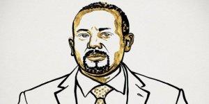 Nobel Barış Ödülü Etiyopya Başbakanı Abiy Ahmet Ali'ye verildi