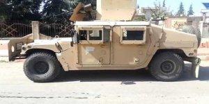 YPG/PKK'nın Kullandığı ABD'ye Ait Araçlar Bulundu
