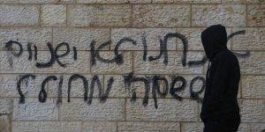 Batı Şeria'da Siyonist Yahudilerden Irkçı Saldırı