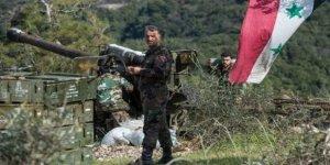 HTŞ'den Rus Birliklerine Saldırı