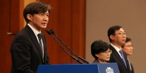 Güney Kore'de Protestoların Ardından Adalet Bakanı Cho İstifa Etti