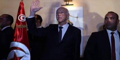 Kays Said Resmen Tunus Cumhurbaşkanı