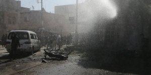 YPG/PKK Cerablus'ta Çocukları Vurdu