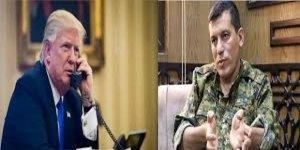 Trump'un Küstah Mektubuna Erdoğan Barış Pınarı Operasyonu İle Cevap Verdi