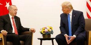 Cumhurbaşkanı Erdoğan ile Trump Suriye'yi Görüştü
