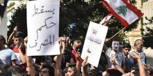 Lübnan'da 70 Gösterici Gözaltına Alındı