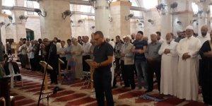 Kudüs Şairi Nuri Pakdil İçin Mescid-i Aksa'da Gıyabi Cenaze Namazı Kılındı