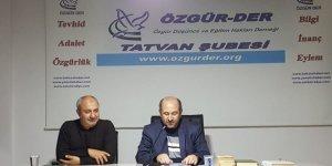 Tatvan Özgür-Der'de Bu Hafta 'İctihad ve Gerekliliği' Konuşuldu