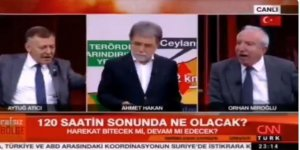 """Miroğlu'ndan CHP'li Atıcı'ya: """"Sen Hekim Olamazsın, Ancak Esed'in Ordusunda Subay Olursun"""""""