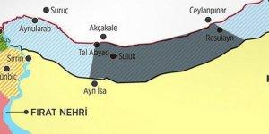 İlk Güvenli Bölge Resulayn ve Tel Abyad Hattında