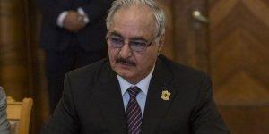 Libya'da Savcılıktan Hafter İçin Yakalama Emri