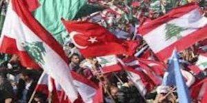 Lübnanlı Sünniler Türkiye'nin Yanında