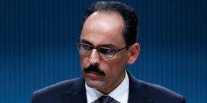 İbrahim Kalın: Şu Anda Suriye Rejimi ile Görüşme Planımız Yok