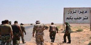 Deyrizor'da Esed Rejiminin Üst Düzey Komutanı Öldürüldü