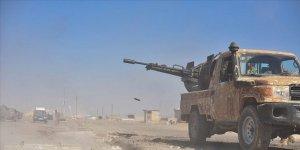 SMO Sınıra Yaklaşan Esed/PKK Güçlerine Ağır Kayıplar Verdirtti