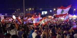 """""""Lübnan'da Göstericilerin Çeşitliliği Ulusal Birliği Teyit Ediyor"""""""