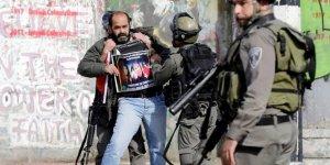 Siyonist Polisler 7 Filistinli Genci Kaçırdı