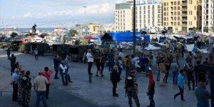 Lübnan'da Hizbulesed ve Emel Hareketi Yanlıları Göstericilere Saldırdı
