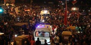 Tahrir Meydanı'ndan 'Hükümet İstifa' Sesleri Yükseliyor