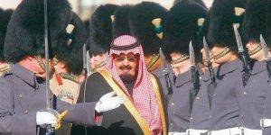 Suudi Rejimine İngiliz Kalkanı