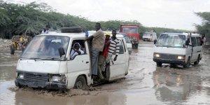 Somali'de Sel 182 Bin Kişiyi Yerinden Etti