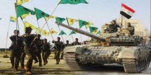 """Katil Esed Rejimi: """"PKK/YPG'yle Düşmanlarımız Aynı"""""""
