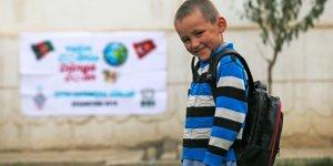 İHH'dan Afganistan'da Yetim Dayanışma Günü