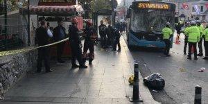 Beşiktaş'ta Durağa Çarpan Otobüs Şoförü Tutuklandı