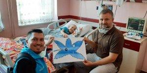 Suriyeli Küçük Kardeşimiz Ressam Abddusselam Hakk'a Yürüdü