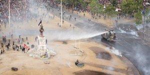 Şili'de Şiddet Eylemlerine Karşı Yeni Önlem Paketi Hazırlandı