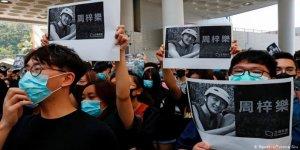 Hong Kong'daki Protestolarda İlk Ölüm Haberi