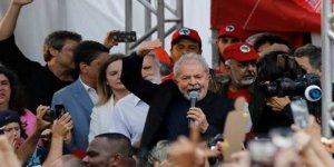 Eski Brezilya Devlet Başkanı Lula Da Silva Tahliye Edildi