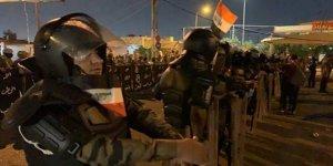 Irak'ın Zikar Kentinde 4 Gösterici Öldü