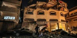Siyonist İsrail İslami Cihad Hareketi'nin Liderlerinden Ebu'l Ata'nın Evini Bombaladı