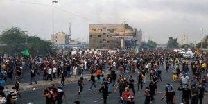 Irak'ta Protestocular İran Sınırını Kapattı