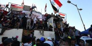Irak'ta Meydanları Terk Etmeyen Göstericiler 'Sivil Devlet' Talebinde Israrlı