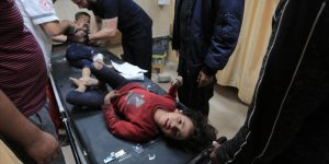 İşgalci İsrail'in Gazze Saldırılarında Ölü Sayısı 32'ye Yükseldi