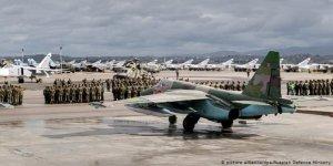 İşgalci Rusya Kamışlı'ya Hava Üssü Kuruyor