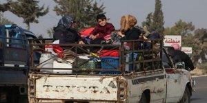 İdlib'de Son 14 Günde 7 Bin Aile Yerinden Edildi