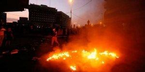 Irak'ta Tahrir Meydanı'nda Bombalı Saldırı