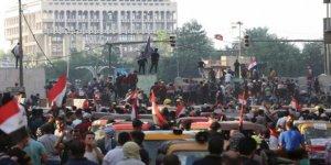 Irak'ta Gösterilere Katılan Aktivist Öldürüldü