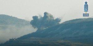 Kıbeyne'de Rejim Güçleri Geri Püskürtüldü